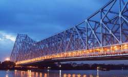 Kolkata's Howrah Bridge
