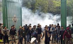 Jamia violence: Youth spotted in CCTV sent to police remand