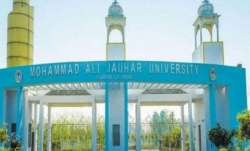 Jauhar university's 104 bigha land seized in Rampur