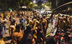 JNU violence, WhatsApp Group, JNU attack, Delhi Police, Delhi High Court