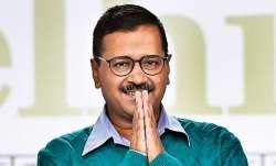 Kejriwal-led AAP gets 68 per cent approval ratings in Delhi ahead of polls