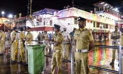 Letter asking for Hindu policemen to deployed at temple fest draws flak, temple withdraws it