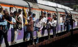 Mumbai: Man travelling atop local train suffers severe burns (Representational Image)