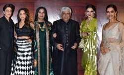 Shah Rukh-Gauri Khan, Deepika, Katrina Kaif and others