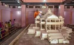 Ram temple model