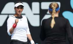 Sania Mirza wins WTA Hobart International doubles title on comeback after 2 years