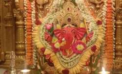 In a first, Siddhivinayak Temple gets 'gilded look' with