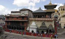 Mahashivratri: Over 6,000 saints offered prayers at Kathmandu's Pashupatinath Temple
