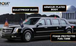 Trump's limousine - The Beast