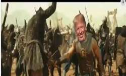'Looking forward to being with great friends in India': Trump retweets 'Baahubali' video