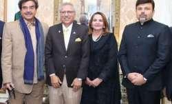 Congress leader Shatrughan Sinha called upon Pakistan