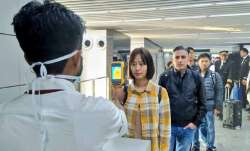 Covid-19: Over 50,000 travellers screened at Mumbai airport