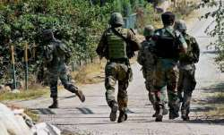 Jammu, Kashmir, tral, encounter