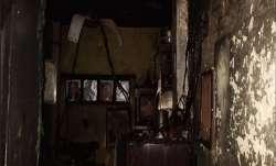 Fire breaks out in Mumbai's Samta Nagar; 9 injured