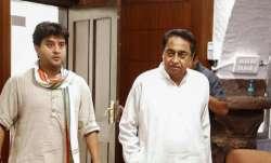 Kamal Nath, Jyotiraditya Scindia