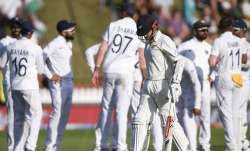 Live Score, India vs New Zealand 1st Test Day 2
