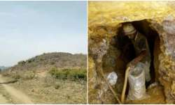 sonbhadra, gold mines in india, gold found in up, sonbhadra up, gold mine, gold news, gold in up, up