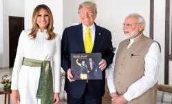 Donald Trump India visit Day 2