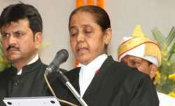 Supreme Court judge faints in courtroom during hearing of Nirbhaya gang rape case