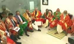 First meeting of Ram Mandir Trust
