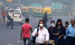 World's most polluted cities are mostly in India, Delhi tops list