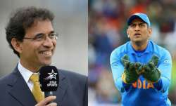 harsha bhogle, ms dhoni, ms dhoni india, ms dhoni india comeback, ms dhoni comeback, ms dhoni future
