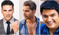 Bollywood and TV celebrities who donated to coronavirus