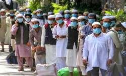 Coronavirus in Haryana: 22 more Tablighi Jamaat test