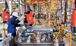 Industrial output grows 4.5% in February; highest in 7