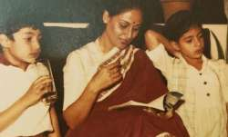 Abhishek Bachchan misses mother Jaya Bachchan on birthday as she is stuck in Delhi due to lockdown