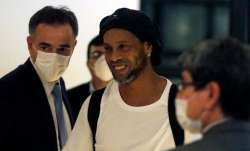 Ronaldinho to leave jail for luxury hotel house arrest