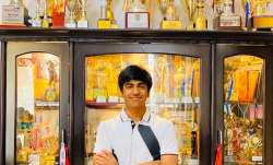 Young Indian golfer Arjun Bhati sells his 102 trophies to contribute towards coronavirus fight