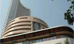 Sensex today live About ₹8 lakh crore was added to investors' wealth on Tuesday as the Sensex posted