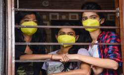 Wearing face masks at home may help prevent COVID-19 spread in family: Study