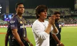 Shah Rukh Khan's energy is impetuous: Robin Uthappa heaps praises on KKR co-owner