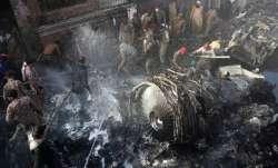 pakistan international airlines crash