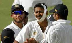 In that 2002 Test, Kumble was struck by a vicious bouncer