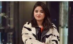 Zaira Wasim reacts to locust attack tweet controversy
