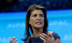 India continuing to show it won't back down from China's aggression: Nikki Haley on app ban