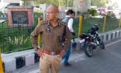 basant rath suspended, jk ips officer basant rath suspended, basant rath suspension, basant rath, gr