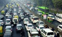 Delhi Police issues traffic advisory for Ashram Chowk