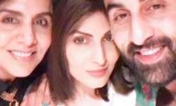 Neetu, Ranbir Kapoor, Karan Johar NOT coronavirus positive, clarifies Riddhima Kapoor Sahni