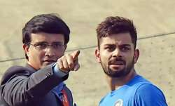Sourav Ganguly wants Virat Kohli to live up to standards in Australia tour