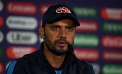 Former Bangladesh captain Mashrafe Mortaza recovers from COVID-19