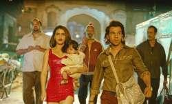 Ludo First Look: Rajkummar Rao, Fatima, Abhishek Bachchan's film to release on Netflix