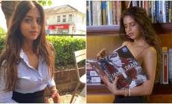 Shah Rukh Khans daughter Suhana Khan already enjoys the