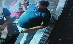 Caught on Camera! Gangster Vikas Dubey spotted in Faridabad hotel, flees before cops arrive