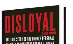 Michael Cohen's memoir 'Disloyal' about President Donald Trump will be released Sept. 8.