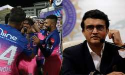 sourav ganguly, ipl 2020, indian premier league 2020, sourav gangul twitter, rajasthan royals