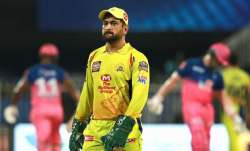 Chennai Super Kings fell to the last spot in the Indian